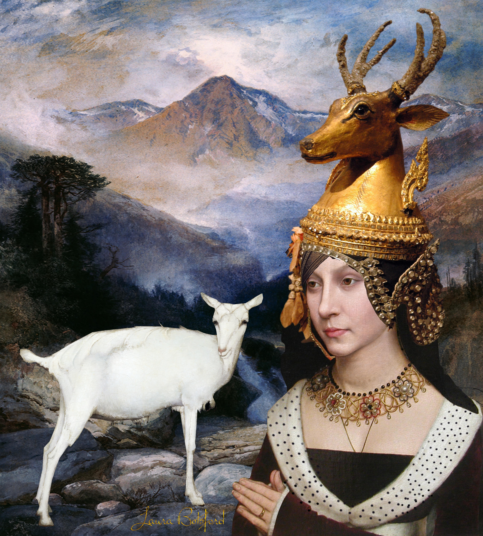 Deer Medicine Woman