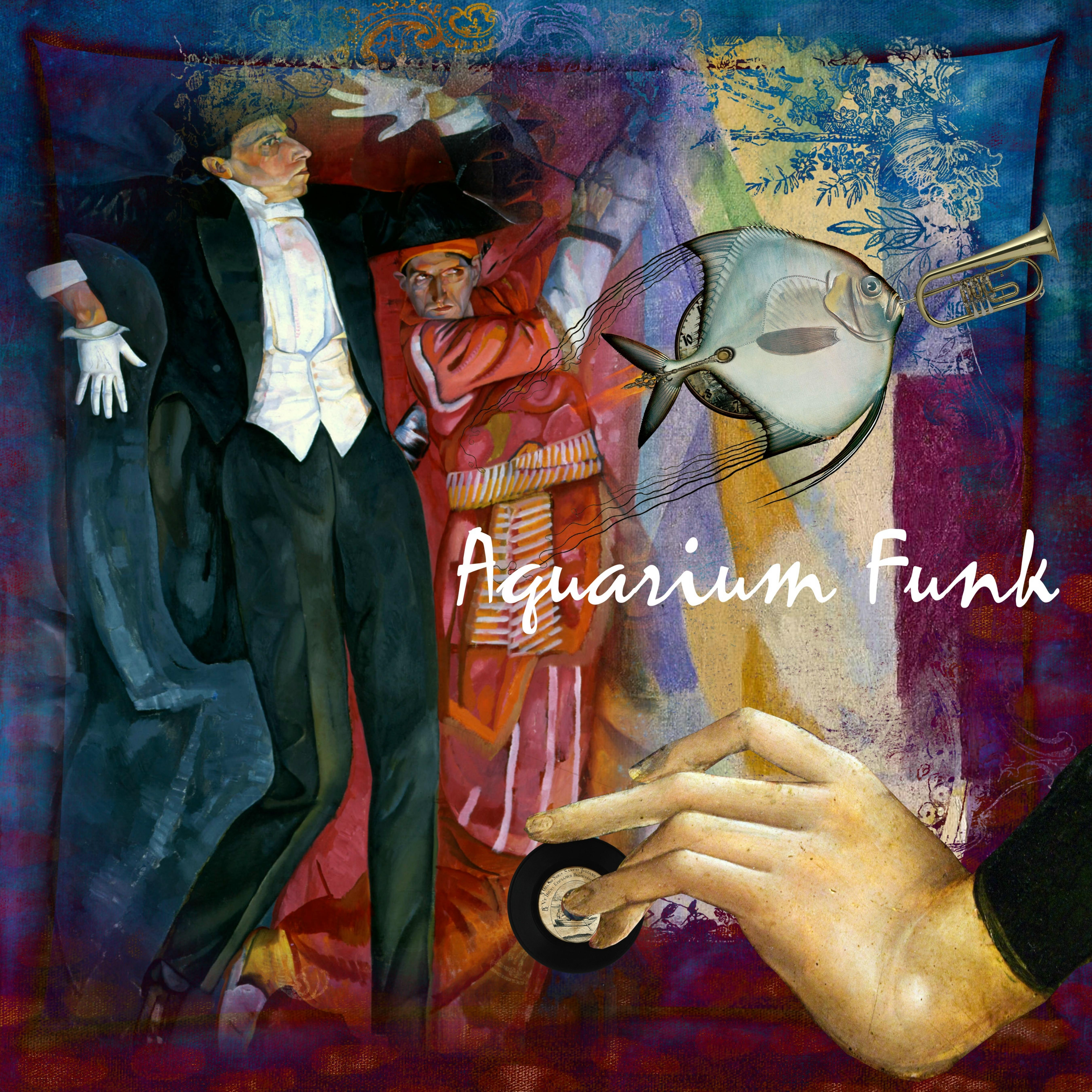 Aquarium Funk Art