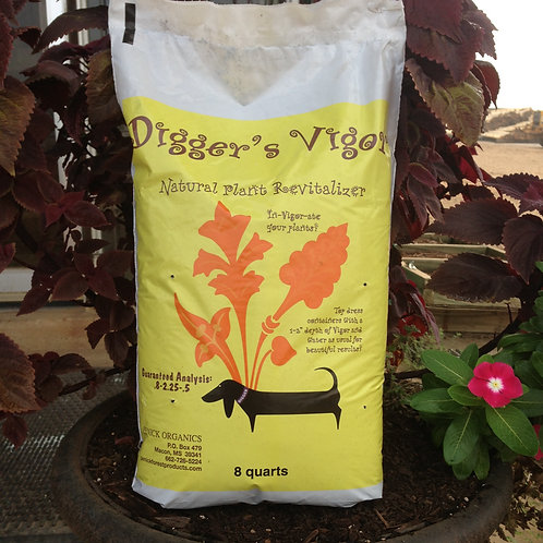 2 Bags of Digger's Vigor Revitalizer, Free Shipping!
