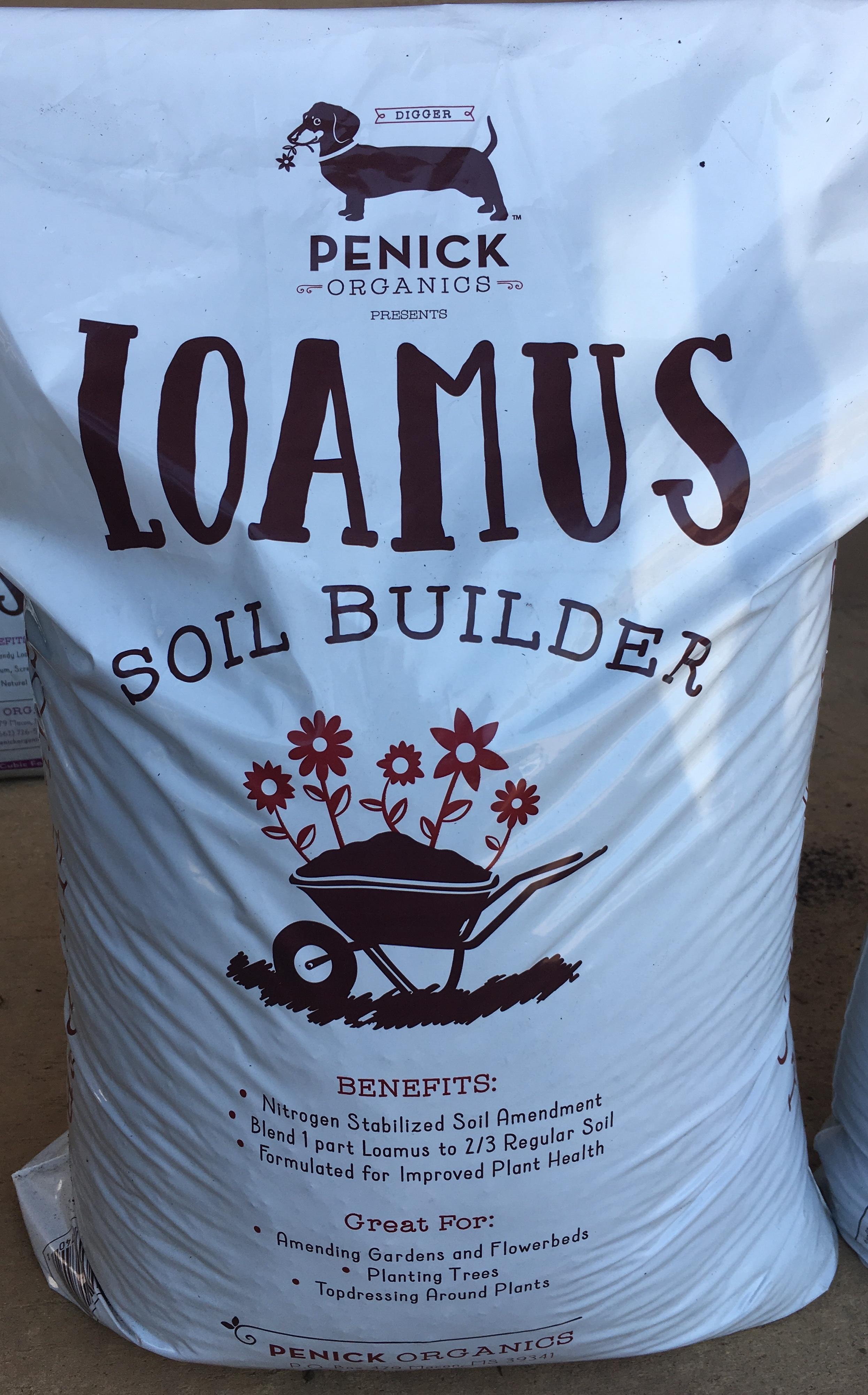 Loamus Soil Builder