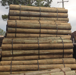 Penick CCA Treated Fence Posts