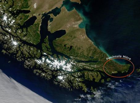 Península Mitre, el fin de la Cordillera (por Ana Gandino)