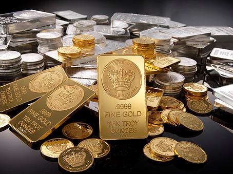 El oro tienta a los inversores en tiempos de peligro económico