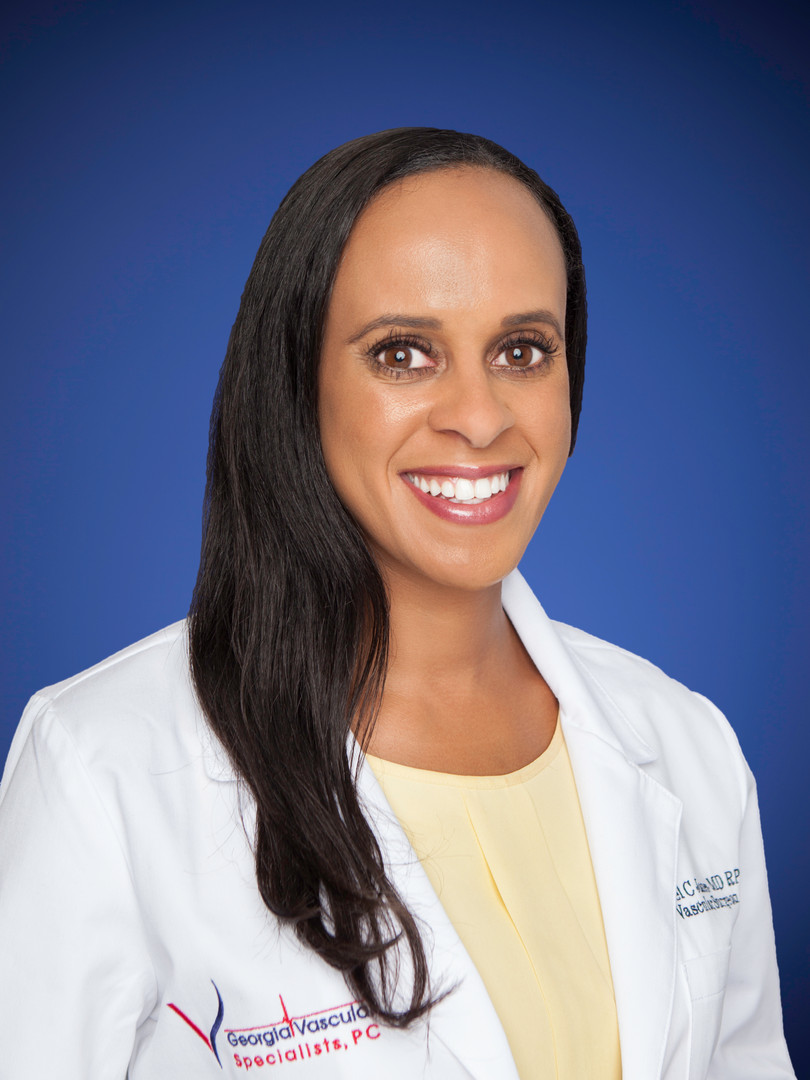 Raquel C. Jones, MD, RPVI