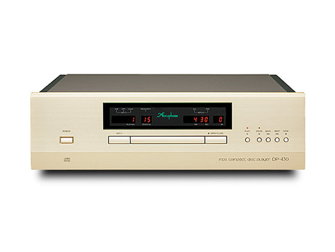 Test Accuphase DP-430