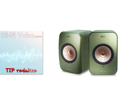 KEF LSX a Hi-Fi Voice!