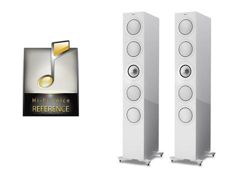 Jak si vedla nová řada R od KEF v Hi-Fi Voice?