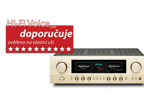 Test Accuphase E-270