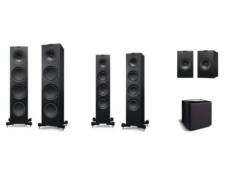 Hi-Fi Voice - KEF Q Series 7.1