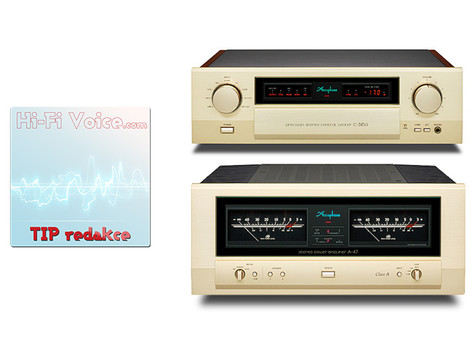Test Accuphase C-2450 + A-47