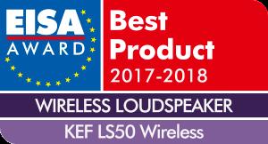 EISA pro KEF LS50 Wireless
