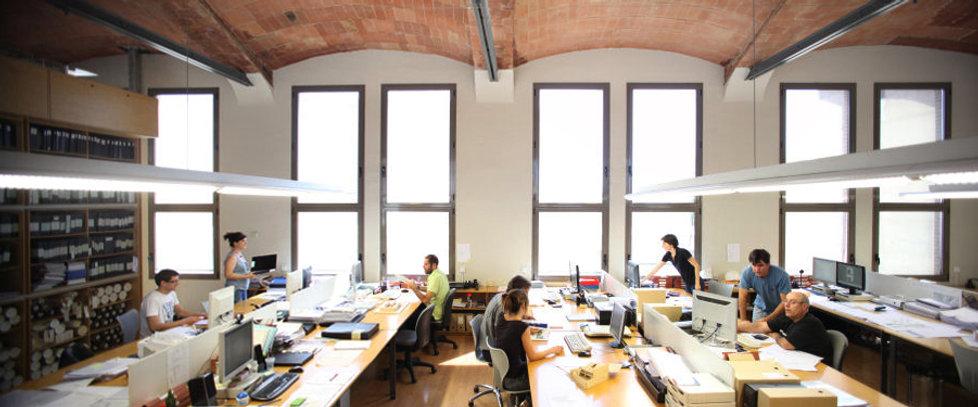 Estudi d'arquitectura BAMMP