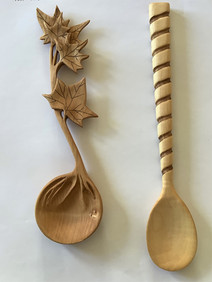 Mick's spoons becoming more sophisticated