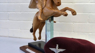 Sculpting The Flying Horse