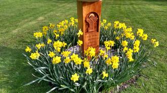 Garden Sculpture – Saint Francis