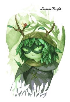 huntress wizard