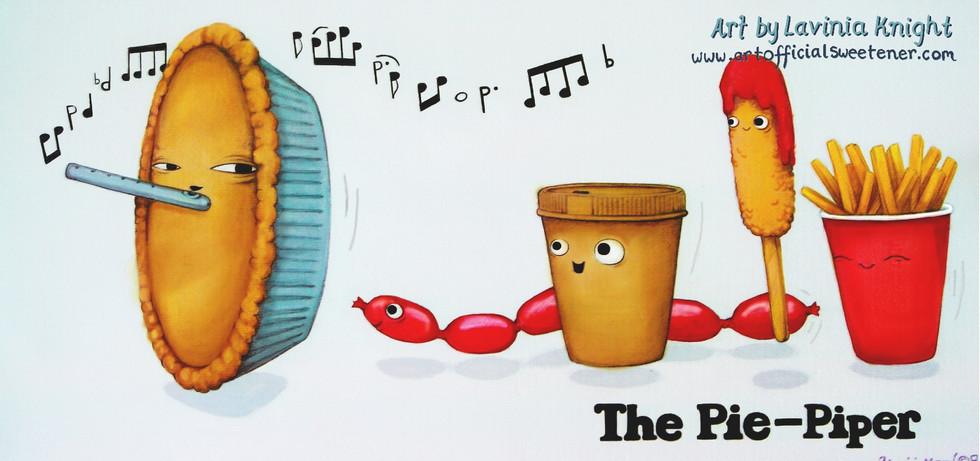 the pie piper