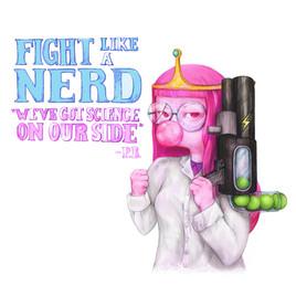 fight like a nerd