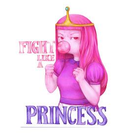 fight like a princess