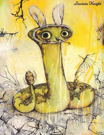 rattle snake surprise