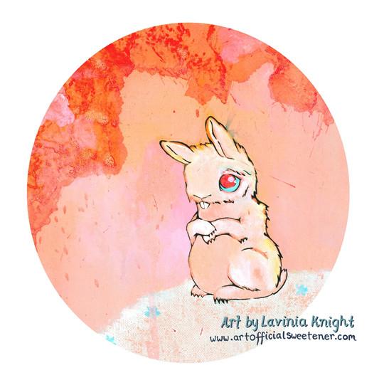 innocent bunny