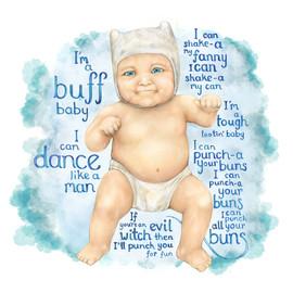 finn the baby human