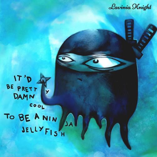 ninja jellyfish
