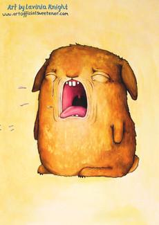 wayne the sad bunny