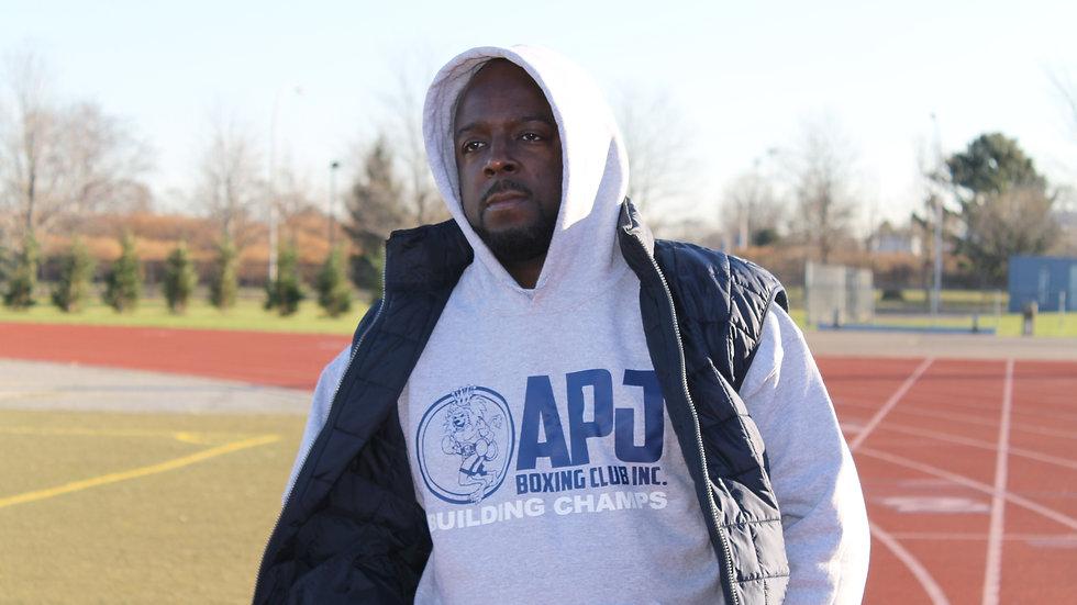 APJ Boxing Hoodie