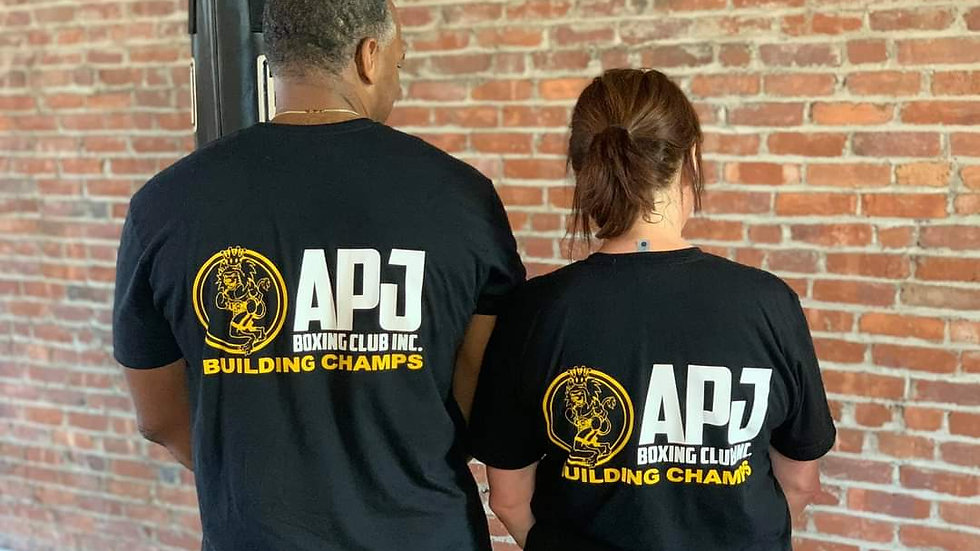 APJ Tournament 2 T-Shirt