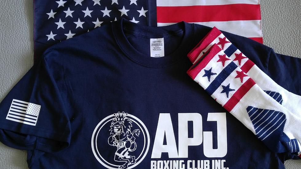 APJ Boxing T-Shirts