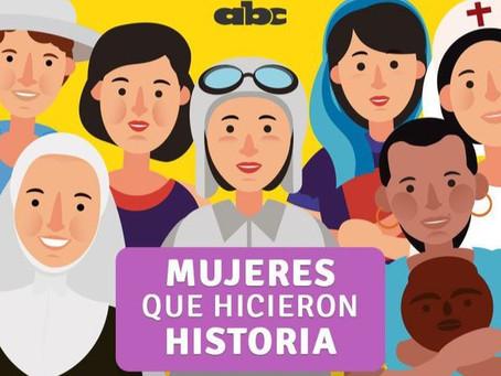 Mujeres en la historia: luces y sombras
