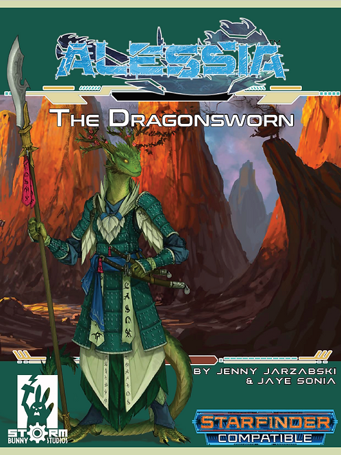Species of Alessia: The Dragonsworn