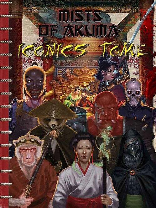 Mists of Akuma: Iconics Tome