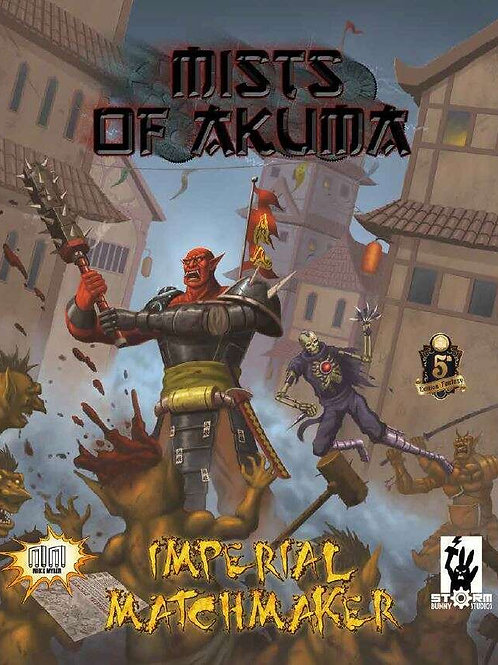 Mists of Akuma: Imperial Matchmaker