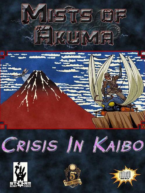 Mists of Akuma: Crisis in Kaibo