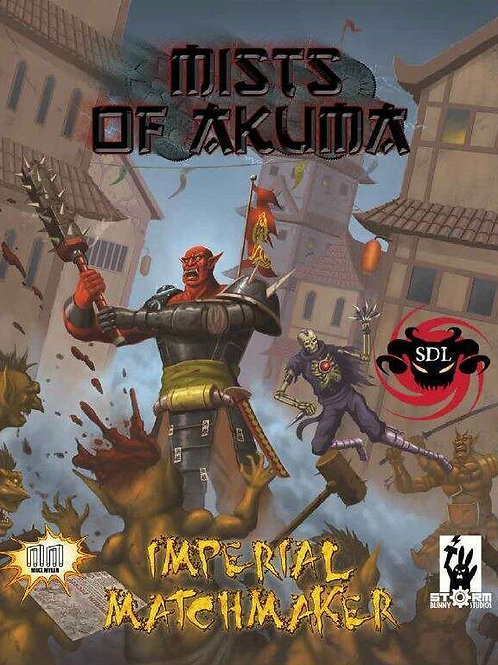 Mists of Akuma: Imperial Matchmaker (Shadow of the Demon Lord)