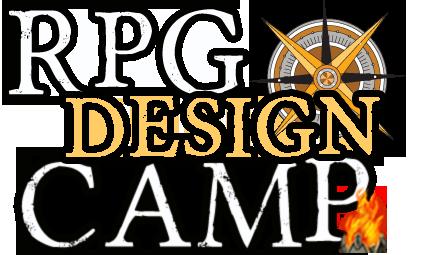 RPG Design Camp logo
