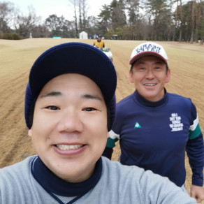 明治安田生命ゴルフトーナメントに出場しました!