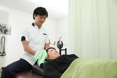 岐阜ハート鍼灸整骨院 施術画像