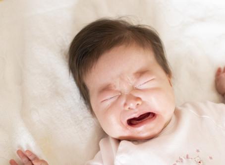 1歳の息子の夜泣きが激減した話。