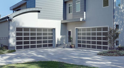 Specialty Style Amarr residential garage doors