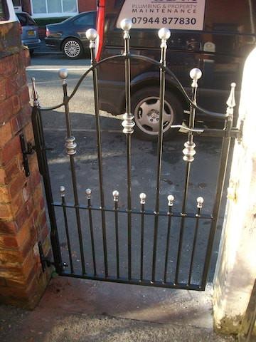 Single Gate 2