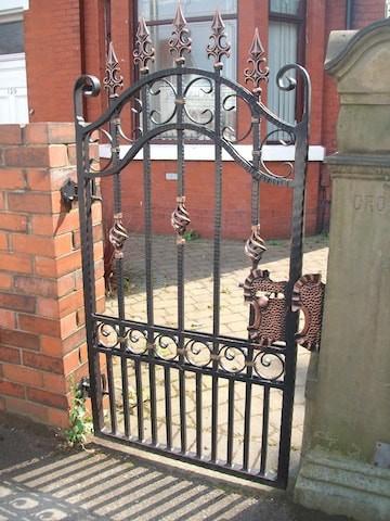 Side Entrance 12