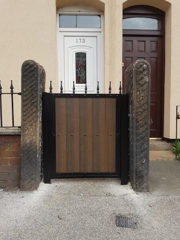 Composite Gate 10