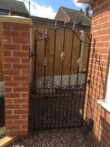 Side Entrance 8