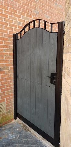 Composite Gate 15