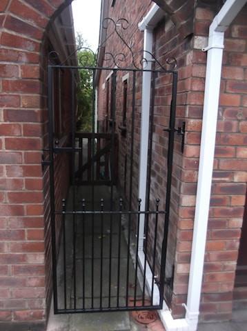 Side Entrance 2