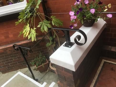 Safety Handrail 11