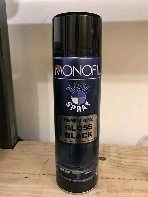 Exterior Gate Spray - Black